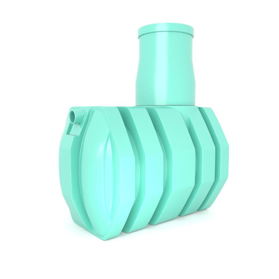 Жироуловитель подземный Биофор 3.6-240